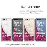 Het UV Geval van de Telefoon van de Fonkeling van de Druk Vloeibare voor Huawei P10