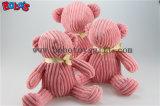 Design de moda brinquedo Ursinho de Pelúcia Rosa sem nariz e boca