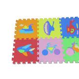 De ventes en gros d'EVA prix de couvre-tapis d'étage de puzzle d'EVA de glissade non