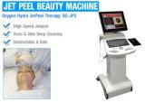 수력 전기 제트기 껍질 물 산소 피부 회춘 기계 시스템