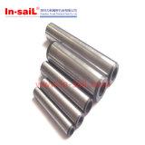 Goujons de parallèle d'acier inoxydable d'ISO8733 DIN7979 avec l'amorçage interne
