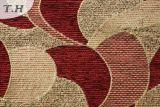 Tissu neuf de sofa de Chenille de teinture de filé en août (FTH31418)