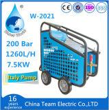 Grosse Kapazitäts-Waschmaschine 200bar des Cer-ISO9001