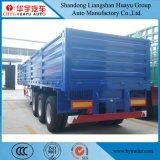 40 voeten 3 de Multifunctionele Lading van de As/de Semi Aanhangwagen van het Vervoer van de Container voor ChineesTruk met het Slot van de Draai