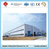 Пакгауз стальной структуры Qingdao Tailong светлый
