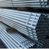 Tubo de Aço Galvanizado médios quente para emissões de programação da estrutura 20
