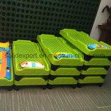 Kindergarten-Kind-Bett-Kindergarten-Schlafzimmer-Möbel-Plastikpflanzenschule-Bett