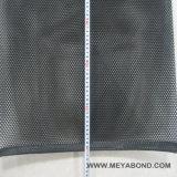 9mm/6mm/12mm/25mm schwarzer erhitzter HDPE Austeren-Ineinander greifen-Beutel