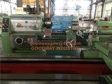 절단 금속 C6263b를 위한 보편적인 수평한 기계로 가공 포탑 공작 기계 & 선반 기계