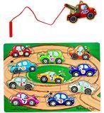 Brinquedos para crianças magneto jogo eléctricas de pesca