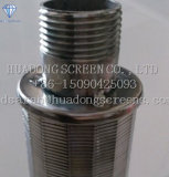 직접 공장에 의하여 주문을 받아서 만들어지는 크기 스테인리스 304 스트레이너 분사구/급수 여과기 분사구 /Filter 분사구
