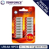 BSCI (LR03-AAA 10PCS)の1.5Vデジタルのアルカリ電池の乾電池