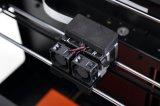 Ecubmaker doppelter Extruder, unterstützen 4 Materialien, Selbstdrucker der stufen-3D
