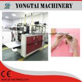 Cirugía automática máquina de hacer guantes desechables
