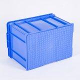 No. 16 HDPE standard della casella di memoria di Plasitc del contenitore di Plasitc accatastabile