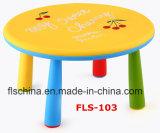 Las tablas de plástico de los niños con material ecológica