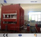 Gran prensa hidráulica para la producción de alfombras de goma/grande prensa caliente para la vulcanización alfombrillas de goma