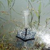 小型ダンスの水ポンプ太陽水噴水を美化する中国の庭