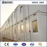 Modulaire Standard Pack PLAT DE 40 FT Conteneur pour les travailleurs de la Chambre Live