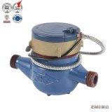 Prix bas de liquide à lecture directe photoélectrique Passive scellé Compteur d'eau de télécommande filaire Lxsyy-15e/20e