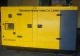 силы номинальности 125kVA 100kw генератор Cummins резервной звукоизоляционный тепловозный