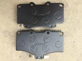 HiluxブレーキパッドD2082のための非アスベストスの自動車部品