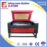 Alimentación directamente de fábrica de corte láser de CO2 de la máquina para corte de contrachapado de madera con precios más bajos