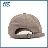 Berretto da baseball su ordinazione del campione del ricamo dei cappelli del papà della visiera