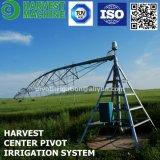 Máquina de centro rotatoria de la irrigación del pivote del agua de la agricultura