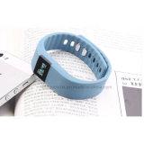 """Fita para fitness Pulseira Bracelete Bluetooth Inteligente com 0,49 """"'Ecrã OLED TW64"""