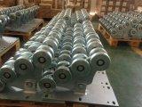 600kg de op zwaar werk berekende Gegalvaniseerde Rol van de Poort van de Cantilever