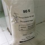 Sg5 K 65-68 van de Hars van pvc van de Rang van de Opschorting van het Poeder van de Toepassing van de Industrie van de pijp Witte