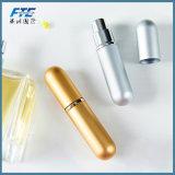 bottiglia di profumo di alluminio 5ml con il tubo di vetro