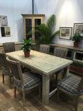 Primitive Simplicity와 Elegant Dining Table Antique Furniture의