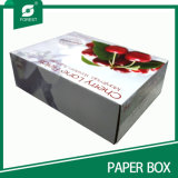 Nueva caja de cartón del estilo para el surtidor de la fruta y verdura