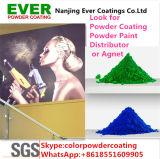 Elektrostatischer Spray-thermostatoplastisches Tief, das glatten halb glatten/Matt-Puder-Beschichtung-Lack aushärtet