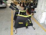 Máquina Bodybuilding do exercício dos bens Sporting, bicicleta de giro com transmissão da correia