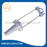 Splice de bloqueio automático de tensão automática para o fio de aço Diâmetro 5/16 (7.94)