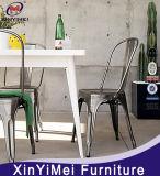 Античное сбор винограда типа, деревенский металл отделки обедая стулы