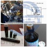 Jarabe de alta calidad de líquidos llenado automático de la Máquina Tapadora de sellado