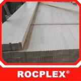 LVL para puerta Core y LVL Material del núcleo de la puerta de madera de álamo para LVL listones cama
