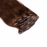 Clip à lacet dans les Extensions de cheveux de couper les cheveux avec dentelle