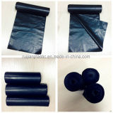 Vente de rouleau chaud prix d'usine Pack sac à ordures en plastique