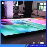 Décoration de mariage/ Stade Affichage LED plancher de danse de LED/ plancher de danse de vidéo