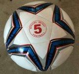 Fußball-Kugel Belüftung-5# PU-Iaminatde