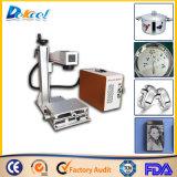 Aposição da marcação a Laser de fibra a gravura de metal/Arts/artesanato 20W a máquina
