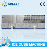 Koller 25tonsの大きい食用の商業角氷機械