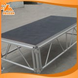 고품질 알루미늄 조정가능한 0.6-1.4m 고도 전람 단단