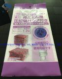 Bolso de pila de discos laminado escudete lateral impreso de encargo
