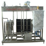 Type de plaque automatique complet 2000L/H pasteurisateur flash la machine